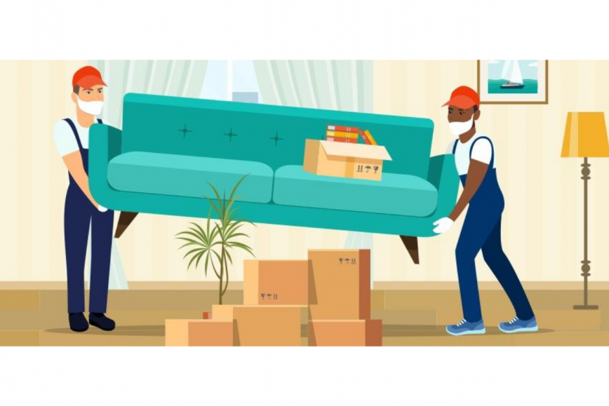 How to Maintain Social Distancing While Moving Homes or Offices